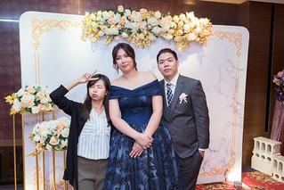 和泰&純如 結婚喜宴 | 泰山 欣榕園