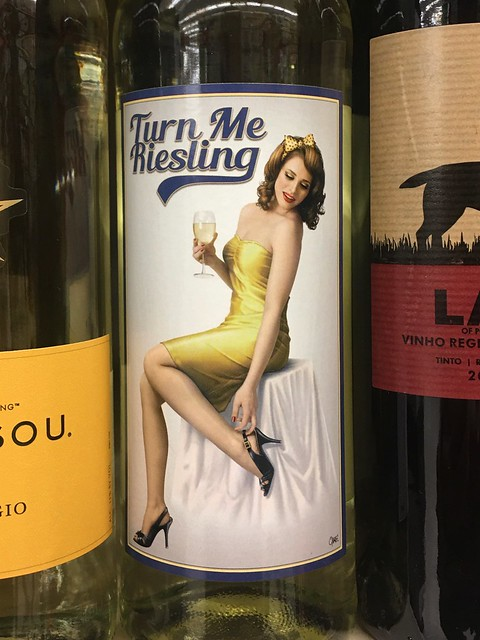 Turn Me Wine