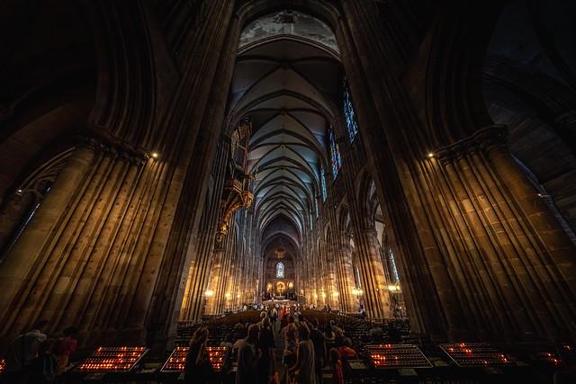 Strasbourg Cathedral - France