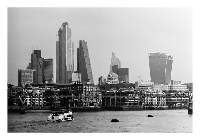 FILM - City skyline