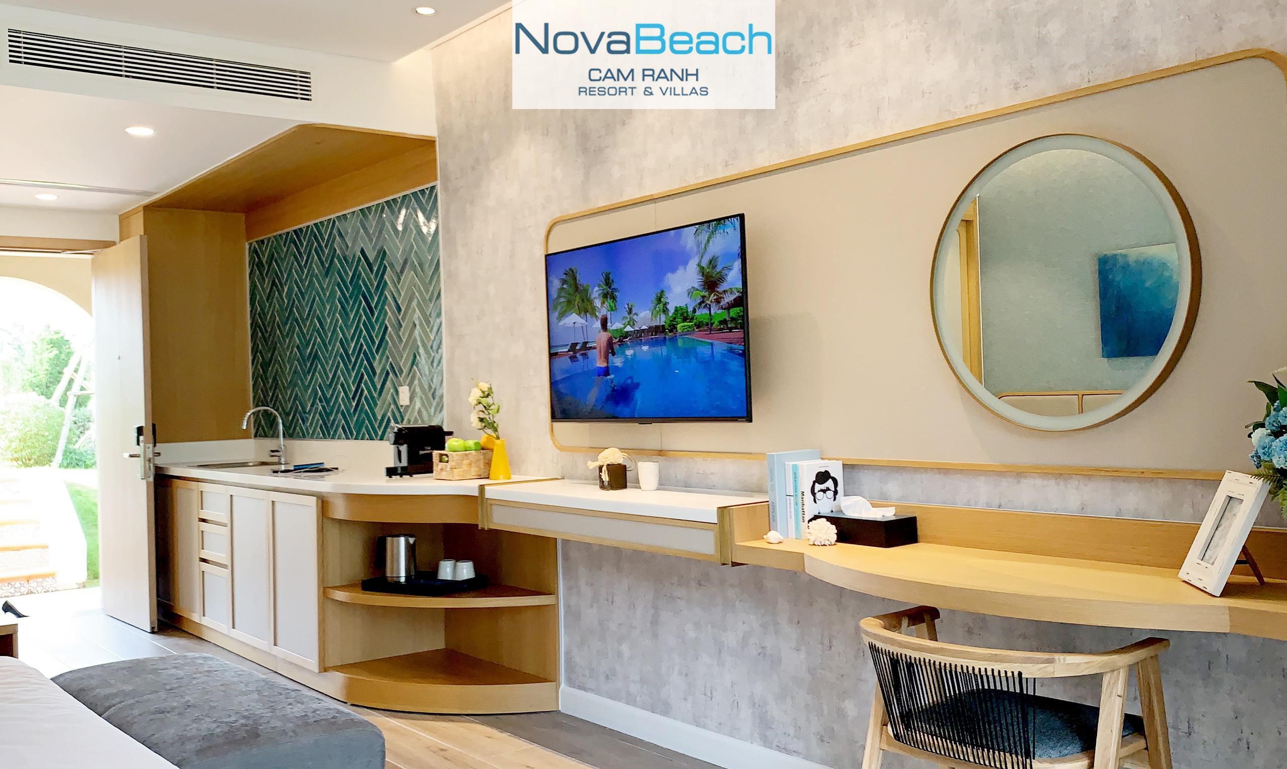 Căn hộ du lịch biển NovaBeach Cam Ranh