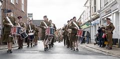 Cadet Drummers