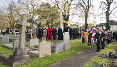 Cemetery Laying of Wreaths