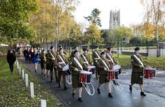 Cadets Ivy Lane Hedon