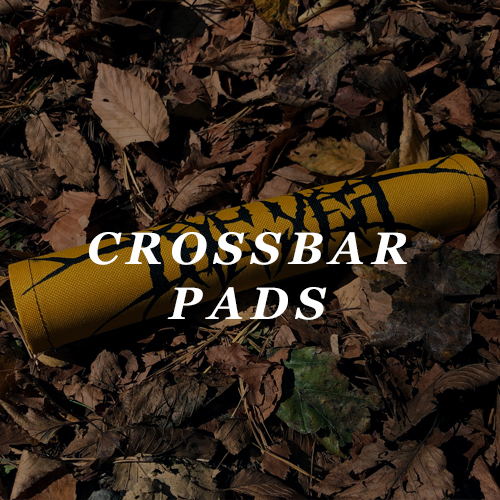 The Yea BMX CrossBar Pads