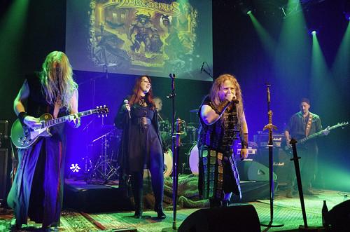 MINOTAURUS - 25 years anniversay und CD Release Konzert