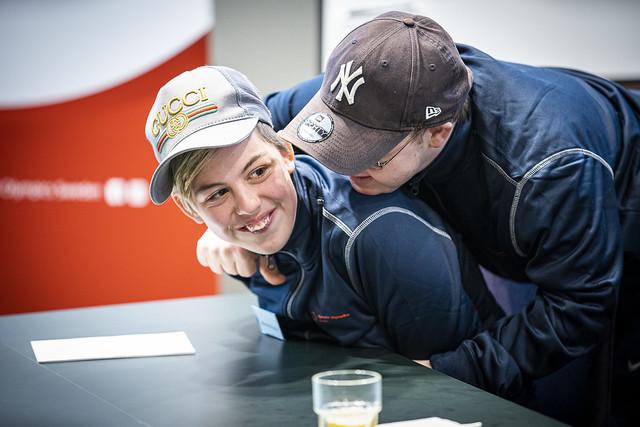 Ambassadörer för Special Olympics Sverige