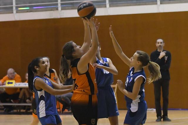 09.11.19 Cadet femení taronja contra SA Súria