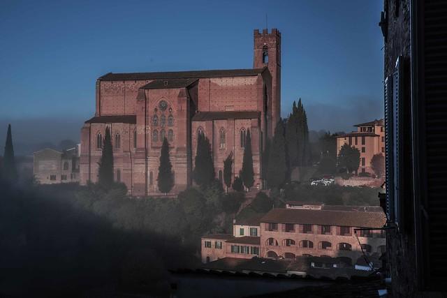 S.Domenico buca la nebbia