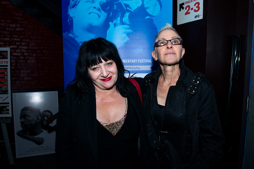 2019 - LYDIA LUNCH - THE WAR IS NEVER OVER