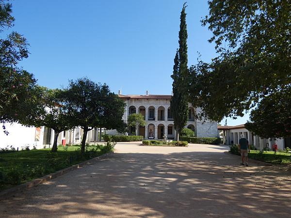 villa musée art byzantin