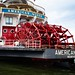 American Queen Paddle Wheel posted by Dave Reasons to Flickr