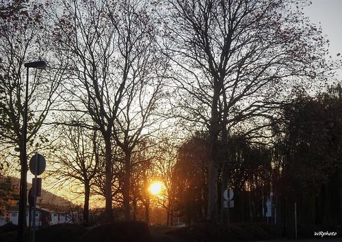sunset groupenuagesetciel