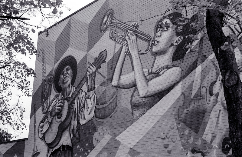 Music Mural One