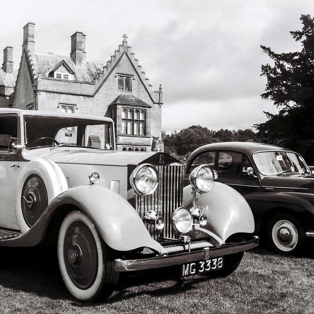 Rolls Royce!