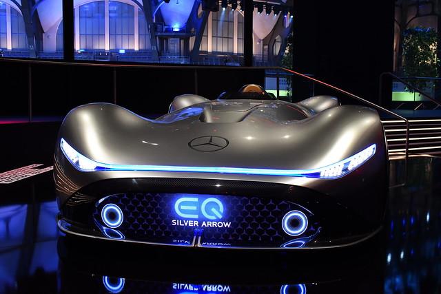 Mercedes - EQ Silver Arrow