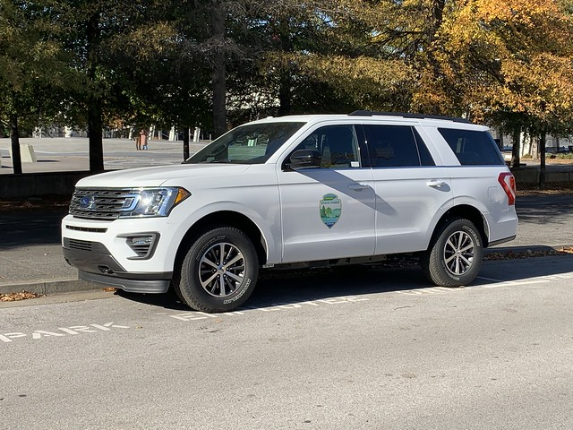 Tennessee State Park Ranger Ford Expedition SSV