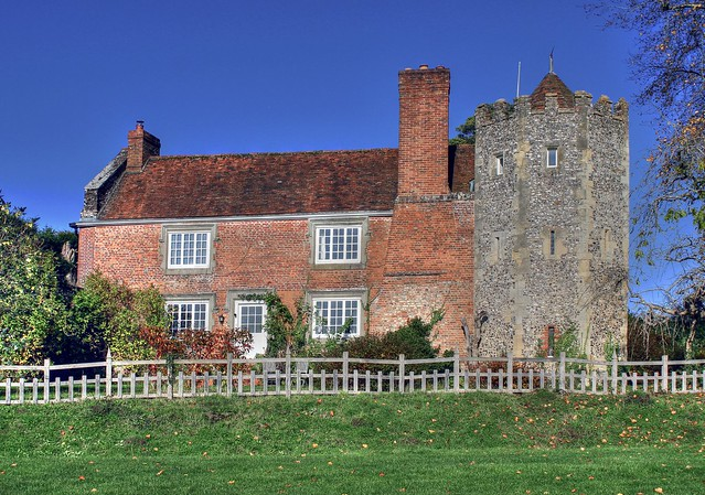 Greys Court Dower House