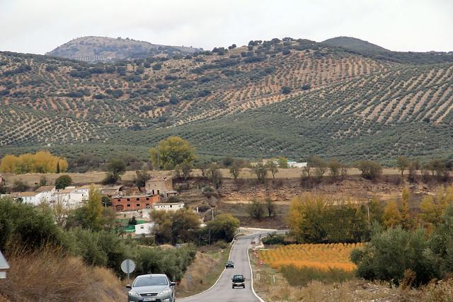Paseo por los pueblos andaluces