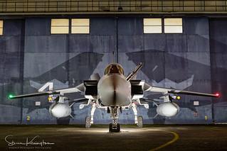 ZE340/GO - Panavia Tornado F.3T