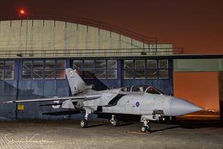ZD715/083 - Panavia Tornado GR4