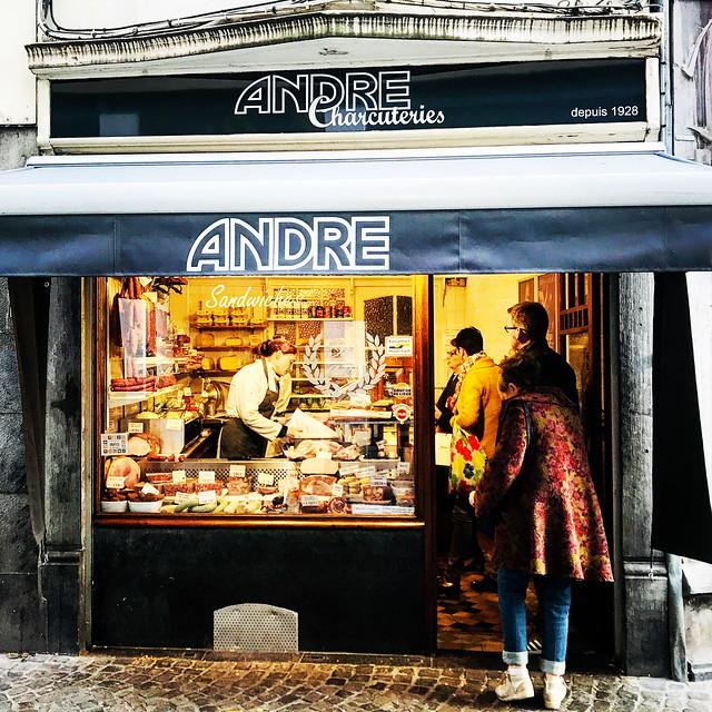 André Charcuteries