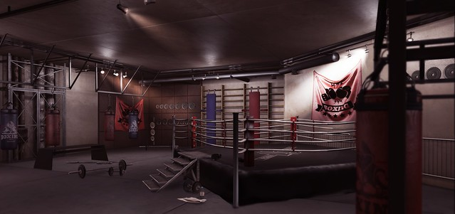 ● 1960 Boxclub