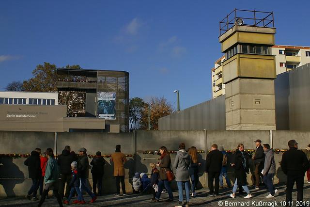 Europa, Deutschland, Berlin, Mitte, Bernauer Straße, Gedenkstätte Berliner Mauer