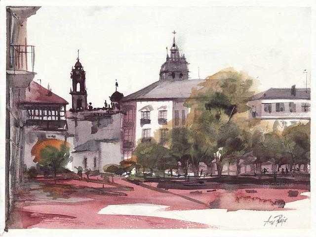 calle gallega