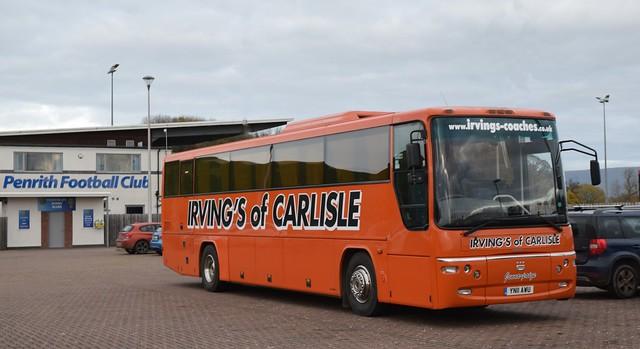 YN11AWU  Irvings, Carlisle