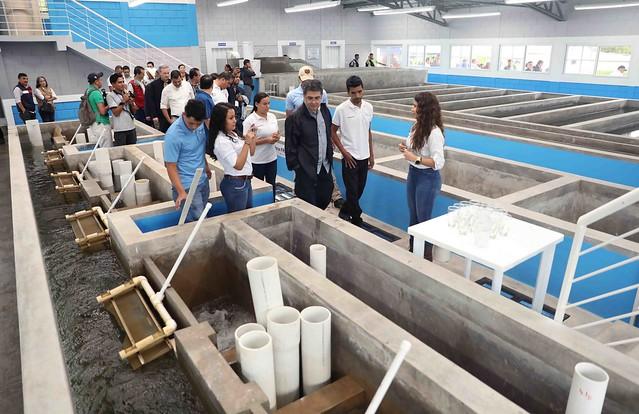 Habitantes de Gracias ya cuentan con plantas de agua potable y de tratamiento de aguas residuales