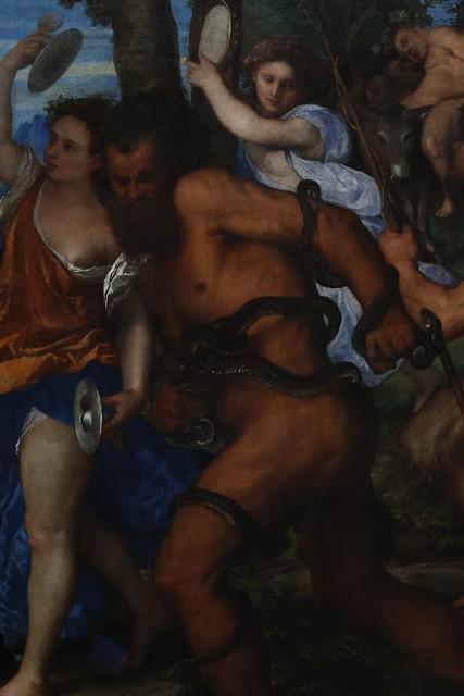 Bacchus and Ariadne (1520-23)