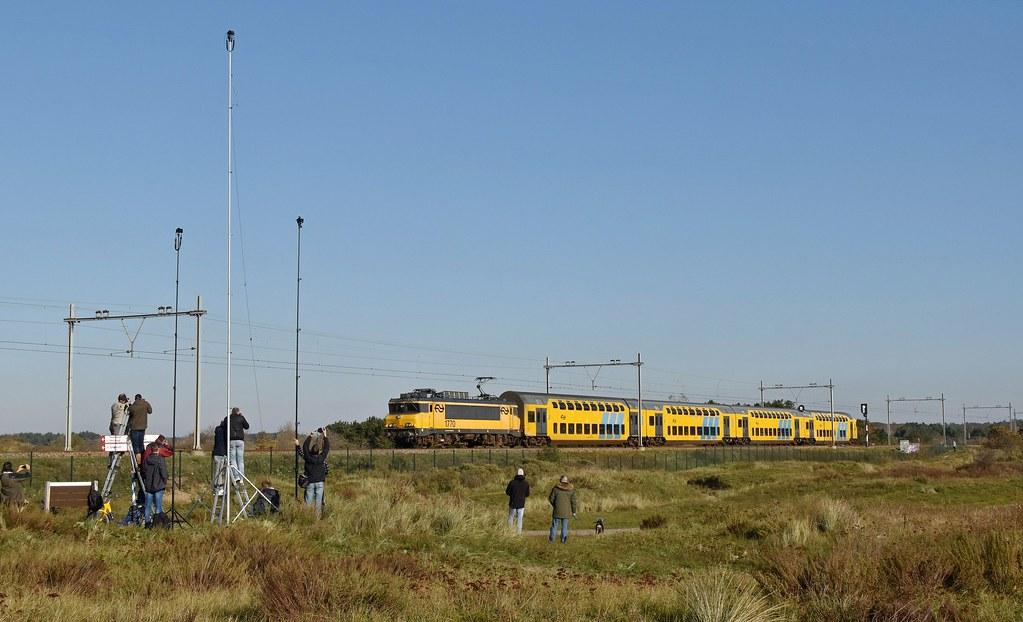 Zandvoort, DDM-1 en railhobbyisten