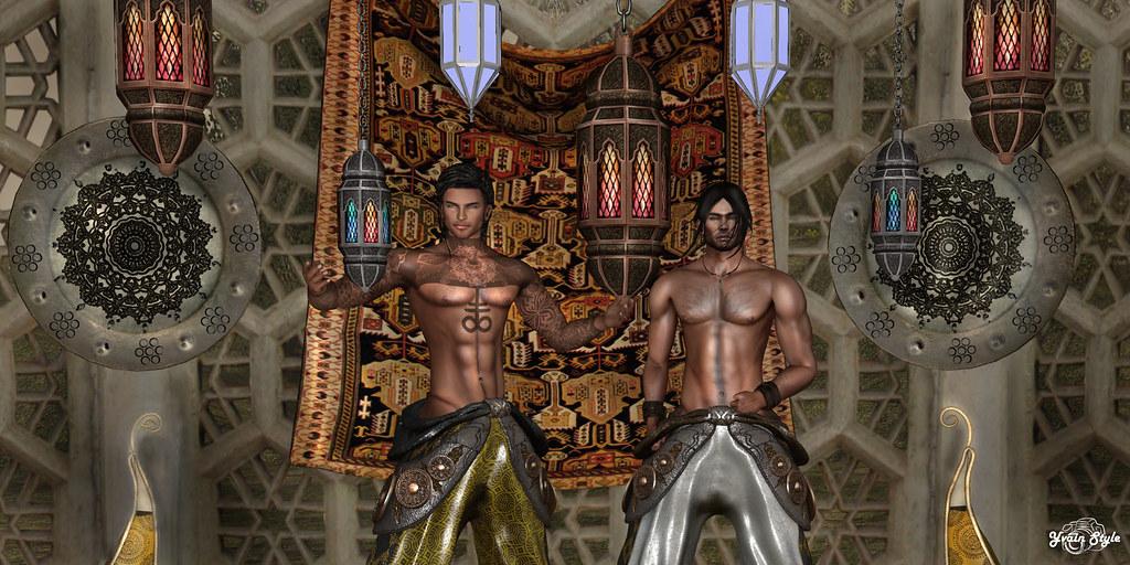#139 - Arabian Nights