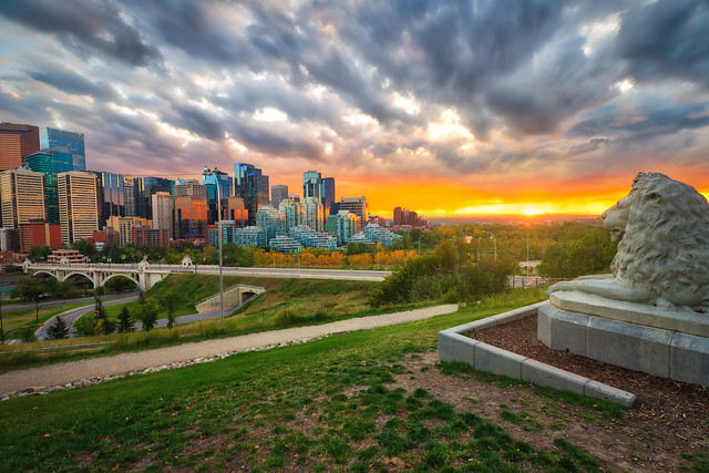 Calgary Fall Season 2019