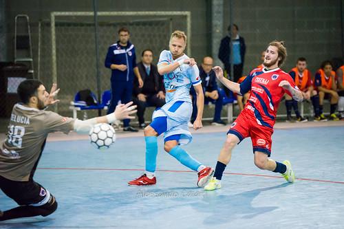 atletico cassano - cln cus molise 6-4 gol 6-4 alemao glaeser