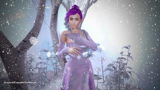 Shhhhh The Snow Queen is Near.....