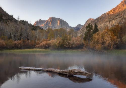 Rush Creek Alpenglow