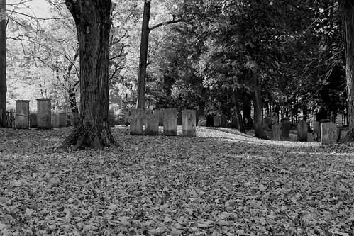 Cemetery in Windsor, VT