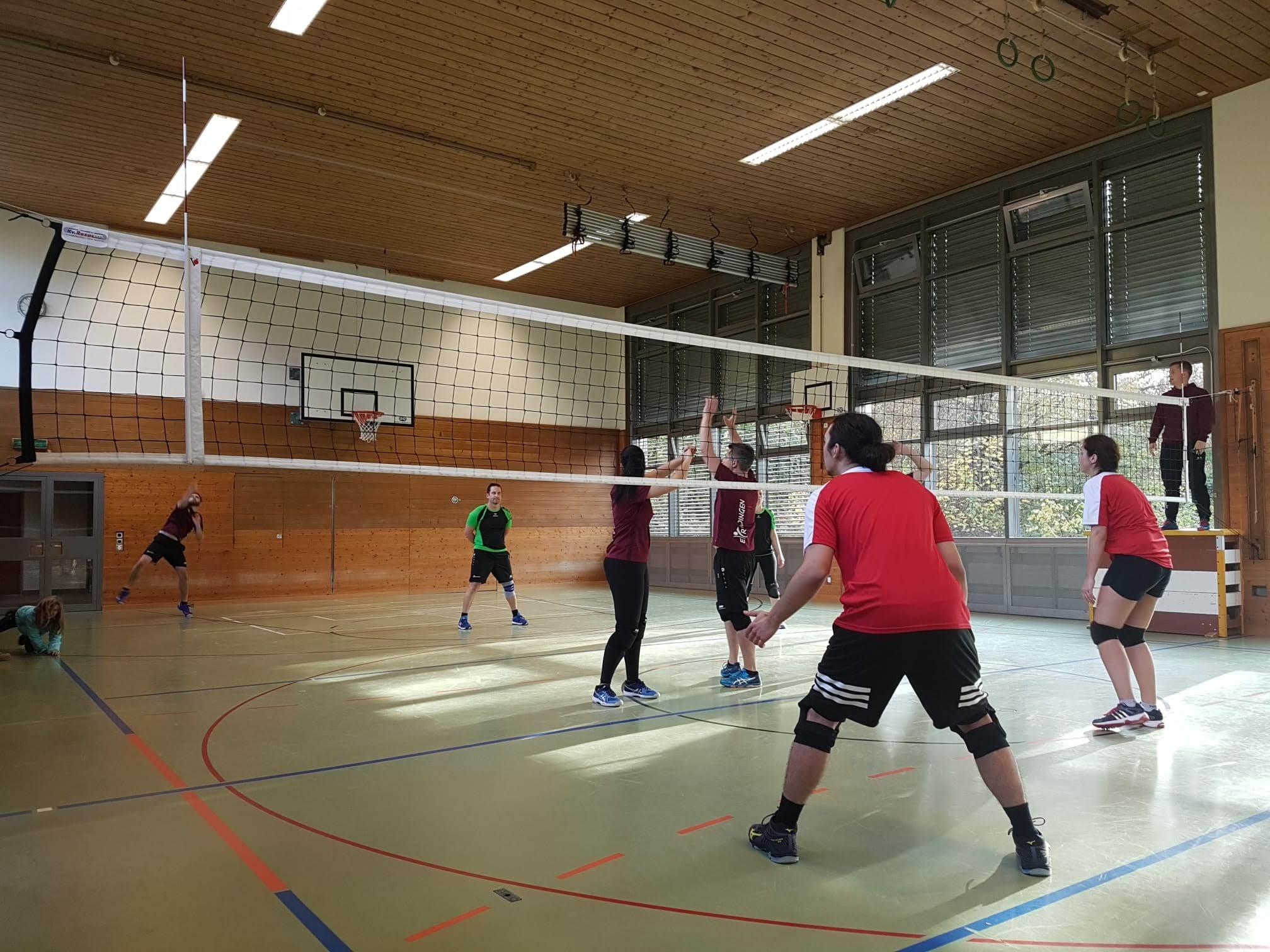 Match Ehrendingen Mixed