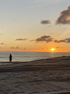 Att se fiskare i soluppgången gav mig kraft i veckan som gick🙏