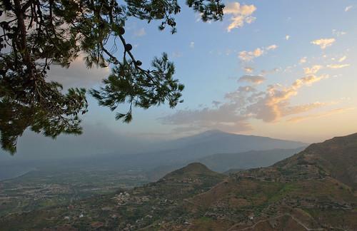 sicily italy italia castelmola etna nature landscape taormina giardininaxos nikon volcano island mediterranean village sicilia 7s73747v2 traveldestination