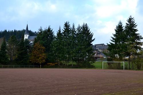 SG Hocheifel Adenau/ Leimbach/ Reifferscheid II 1:5 Eintracht Mendig/ Bell III