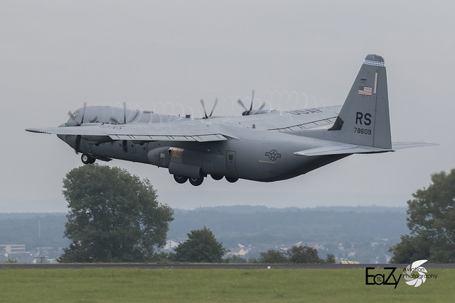 07-8609 United States Air Force Lockheed Martin C-130J Hercules