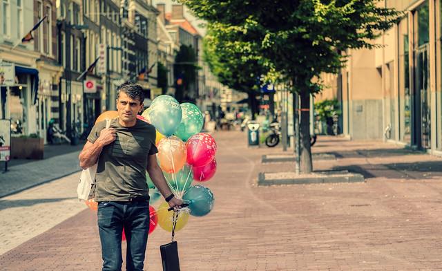 Travelling Helium Salesman.