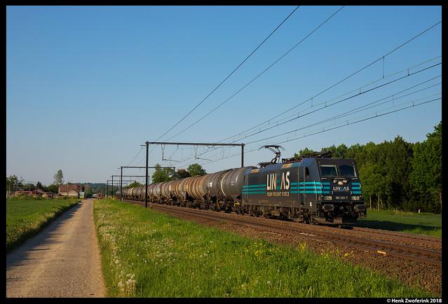 Lineas 186 293, Tongeren 08-05-2018