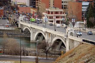 our centre street bridge