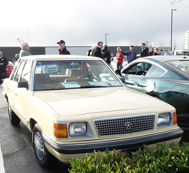 1985 Plymouth Reliant K- car