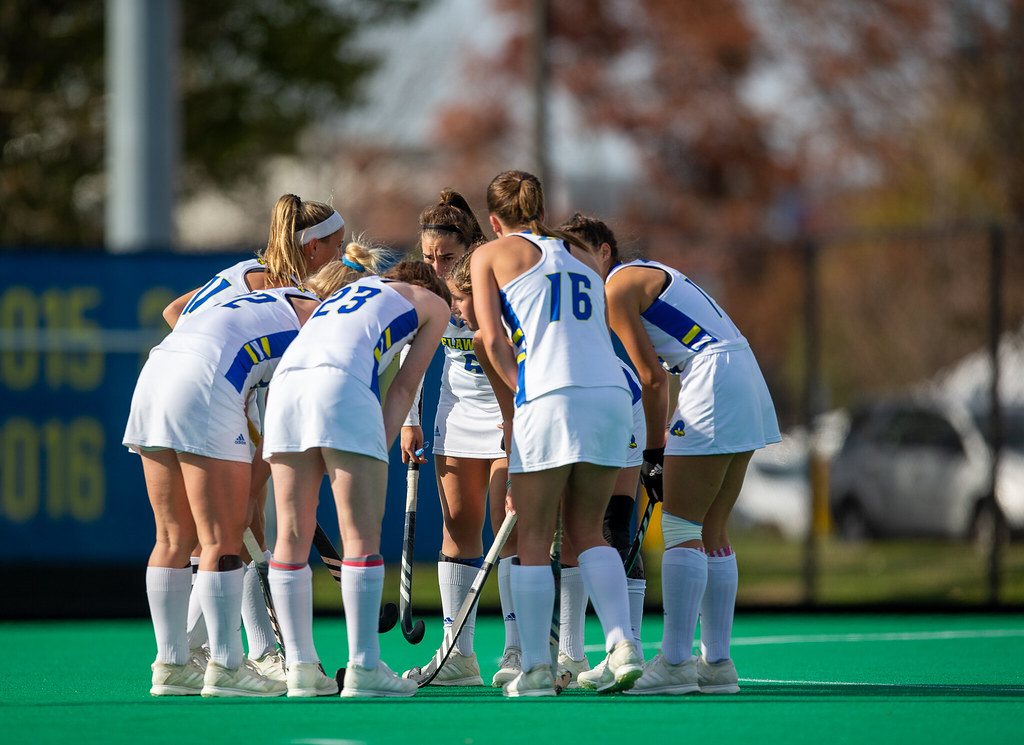 Blue Hens field hockey season ends in heartbreaking playoff defeat against UVA