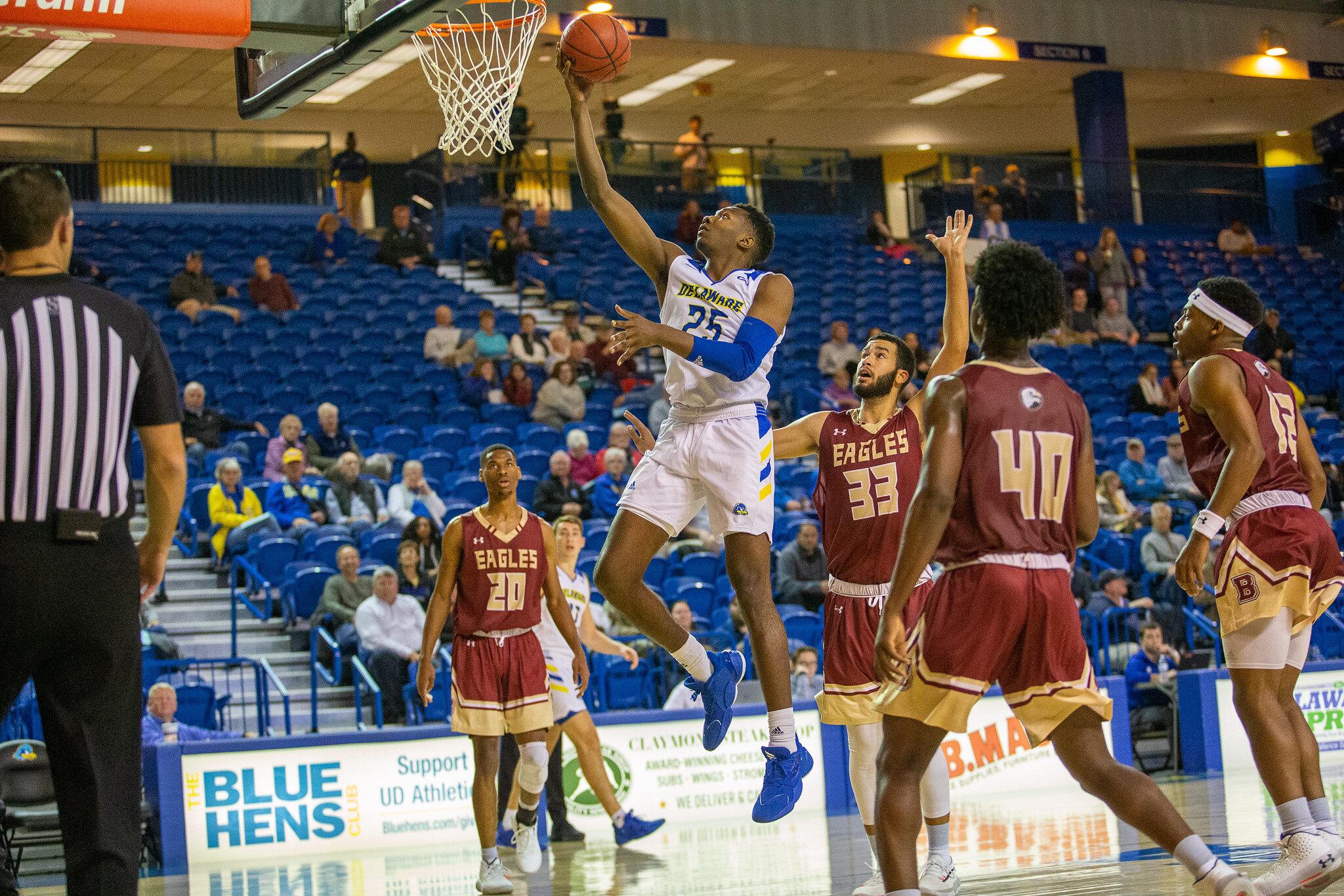 Delaware basketball attendance is rising, but still needs work